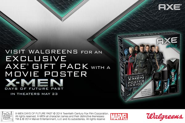 X-Men: Days of Future Past Freebies and More!