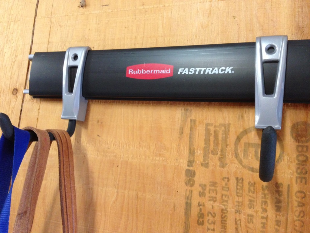 How the Rubbermaid FastTrack Works