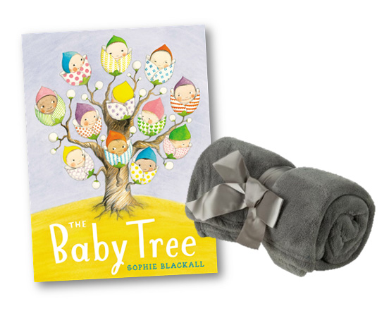 The Baby Tree prize package