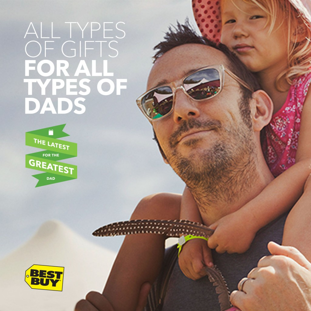 All types of gifts for all types of dads