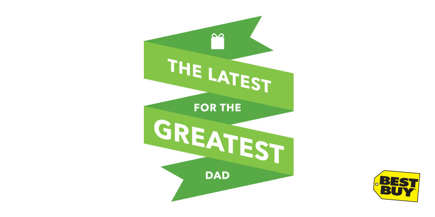 Best Buy #GreatestDad Twitter Party – Win Tablets, Dysons, and Gift Cards!