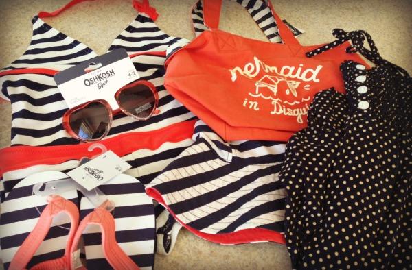 Oshkosh Kid's Summer Fashions