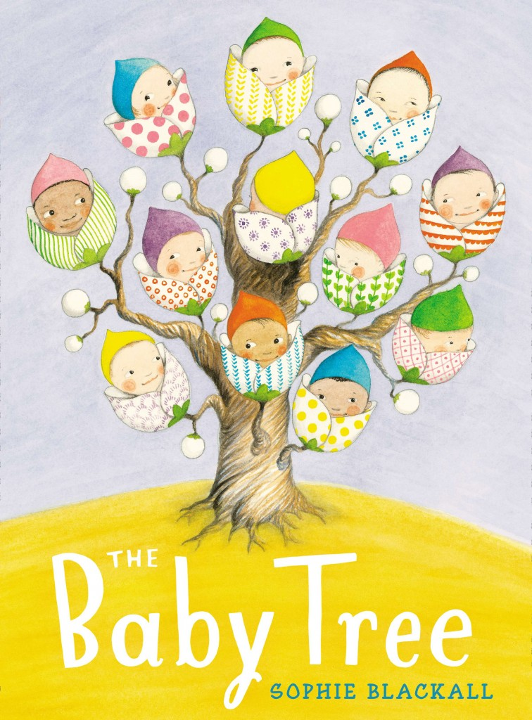 The Baby Tree kids book - for kids who want to know where babies come from