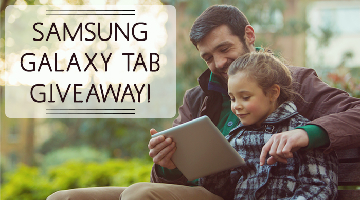 Samsung Galaxy Note Giveaway for Back to School!