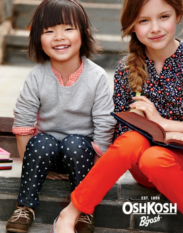 Top 10 Trends for Kids this Fall