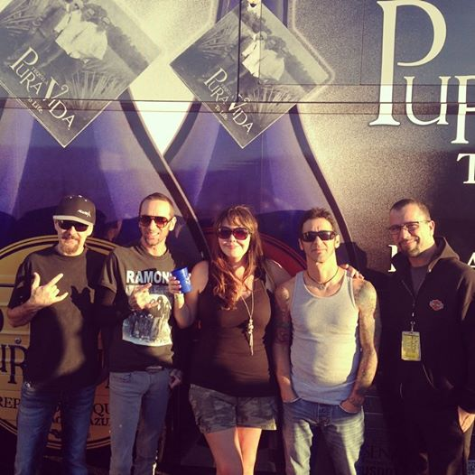 VIP Party with Godsmack and Pura Vida Tequila!