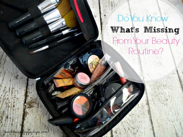 Do You Know What's Missing From Your Beauty Routine?