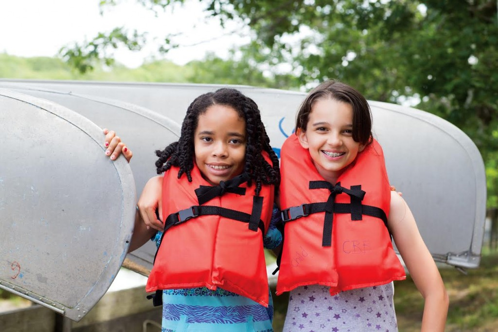 Girl Scouts and Healthy Habits