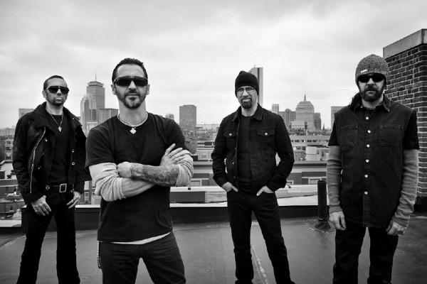 Godsmack at Rockstar UPROAR festival with Pura Vida Tequila