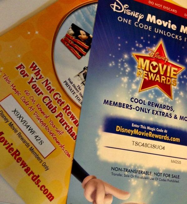 Free Disney Stuff: Disney Movie Rewards