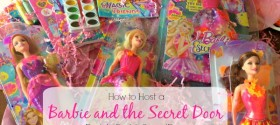 Barbie and the Secret Door Party Ideas