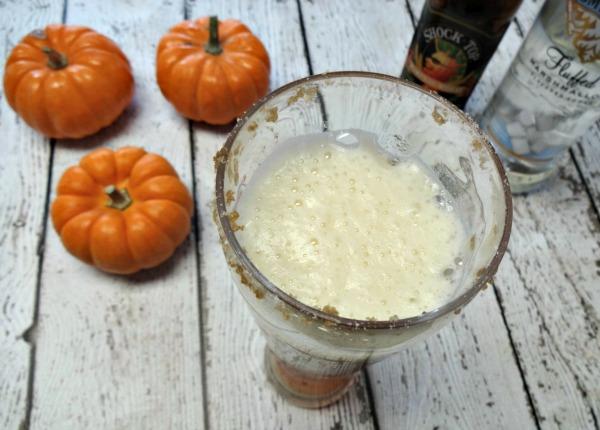 Pumpkin Spice Drink