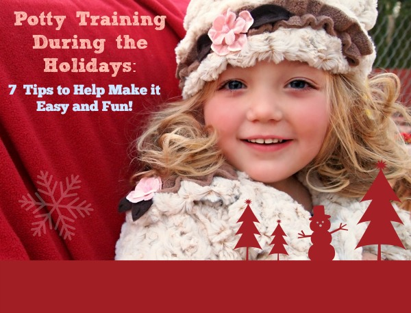 Potty Training during the Holidays
