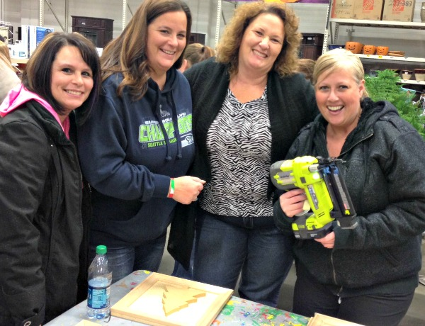 Ladies love RYOBI power tools!