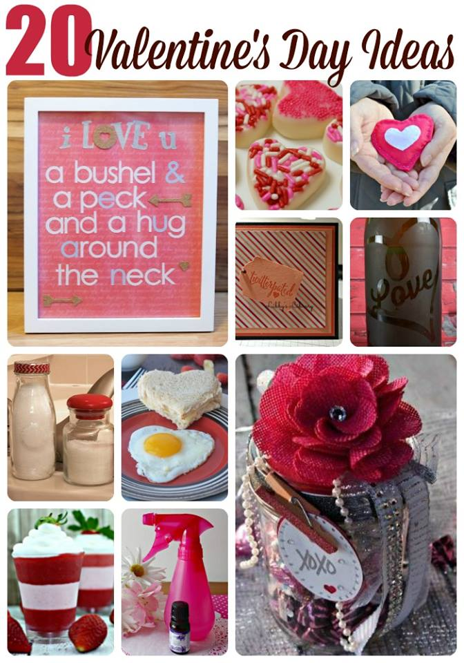 Valentine's Day Crafts from Mom Bloggers