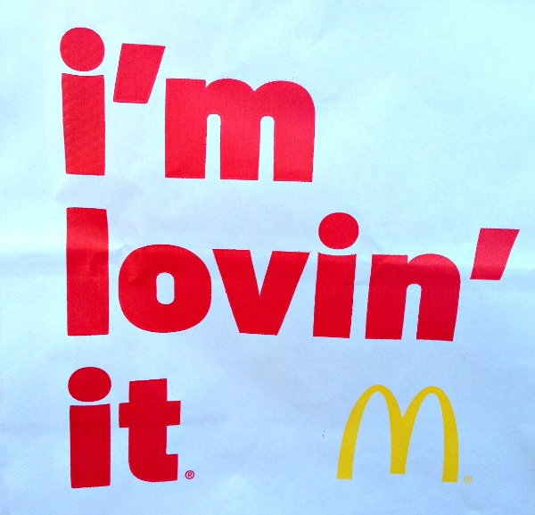 I'm lovin' it - #mcdpartners