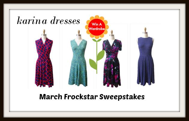 Frockstar™ Nation Event – Best Dresses & Giveaway!