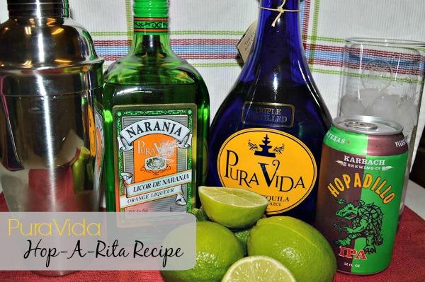 Pura Vida Hop-a-Rita Recipe