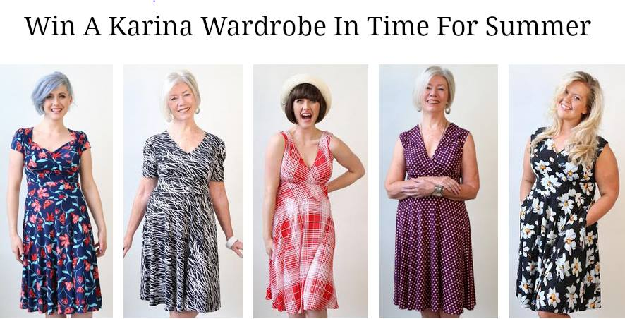 Enter to Win in the Karina Dresses #Frockstar Huge #Giveaway!