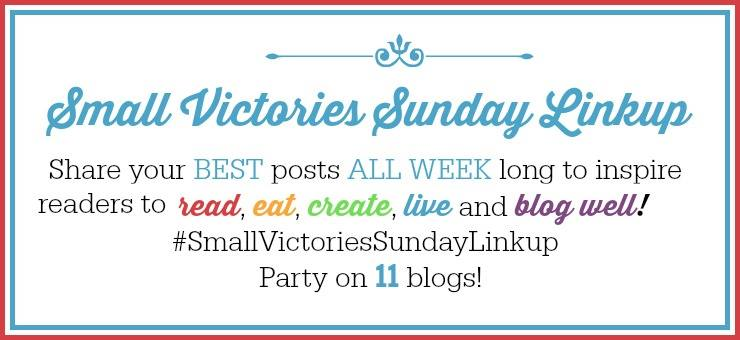 Small Victories Sunday Linkup – 7/4/2012