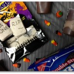 Halloween Pudding Cups with PEEPS Tombstones