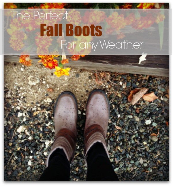 The Perfect Fall Boots for Any Weather