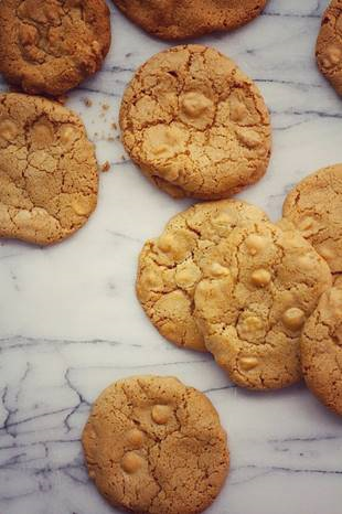 White Chocolate Ginger Cookie Recipe