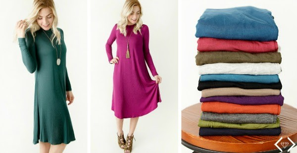 Cents of Style remi swing dress