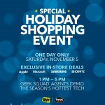 Best Buy Special Holiday Shopping Event – #GiftingMadeEasy