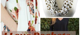 10 Fashions with Pockets