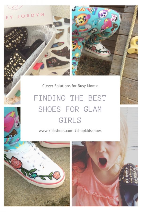Finding the best shoes for glam girls
