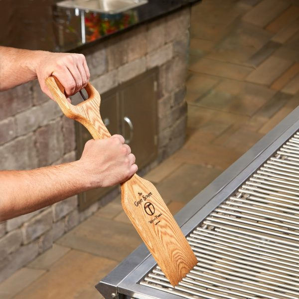 Great Scrape Woody Shovel Grilling Giveaway