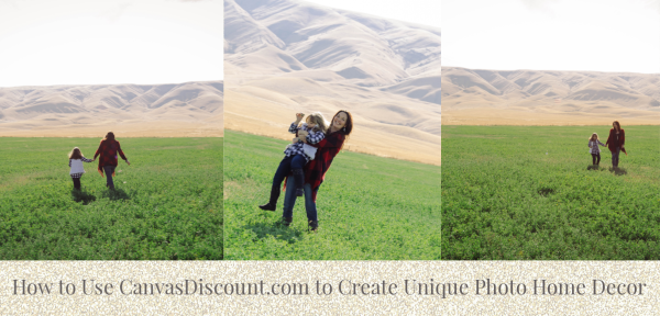 How to create DIY photo art with canvasdiscount.com