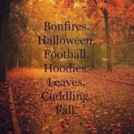 Fall is My Favorite Time of the Year!
