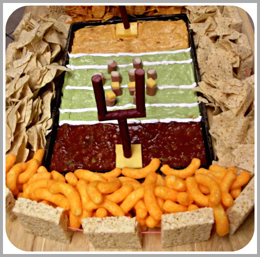football party food snackadium tutorial