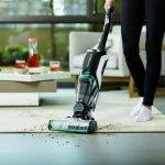 Vacuum and Wash Your Floors at the Same Time with One Cordless Cleaner! BISSELL CrossWave Cordless Max now at Best Buy!