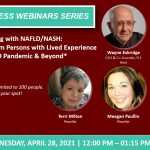 Living with Liver Disease - Webinar Sign-Up!